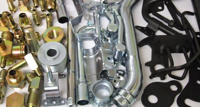 Zinc Iron Trivalent Plating | Cadillac Plating