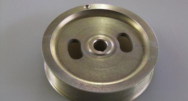 Zinc Trivalent Plating | Cadillac Plating